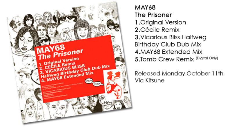 MAY68 - The Prisoner